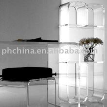 LY-7116 acrylic shelf, acrylic rack