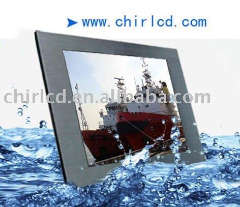 8.4 inch high bright Marine LCD Monitor