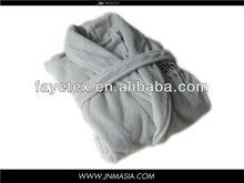 2011 very hot fleece bathrobe