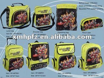 Cartoon Student School Bags Sets