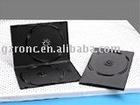 black cd case / double box (RC-DC08)
