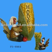 2011 new harvest statue for home decoration