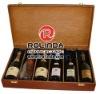 Luxury 6 Bottle Wine Case