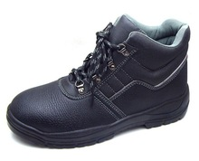 Cow leather safety shoes for men/steel toe safety shoes/industrial safety shoes with EN 20345