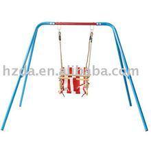 Outdoor Metal Swing Set for Children