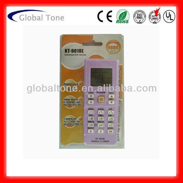 Kt-9018e: 4000 códigos em uma 1/c controle remoto universal