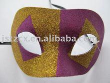glitter Wholesale funny masquerade mask