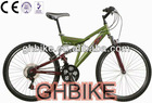 26 steel frame cheaper price 21S MTB Mountain bike