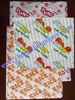 Single side, 33gsm PE coated/laminated Burger Wrap Paper