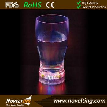 600ml LED Glass Wholesale for Halloween and Christmas