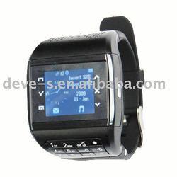 Q8 2 Sim Standby bluetooth Watch Phone with keypad