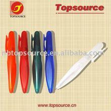 QP119 Promotional Colorful Plastic Ball Pen