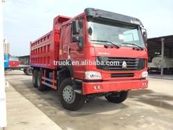 Howo 20~30 tons dump truck, 20~30 tons off road dump truck, 20~30 tons dump tipper