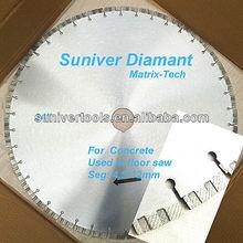 "24"" concrete diamond saw blades"