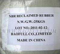 uncured rubber compound scrap