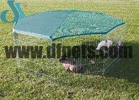 Foldable Pet Dog Playpen Dog Run