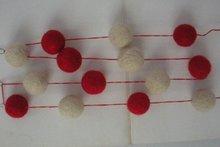 christmas garland ball