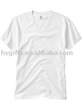 Popular White plain promotional tshirt