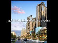 Maquettes,Architectural design,miniatural scale model,buildings