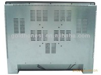 Metal stamping product of server set top box case