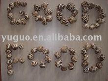 YUGUO China 2012 dried shiitake mushroom