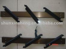 Aluminum alloy &plastic louver frame