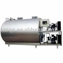 Milk cooling vat