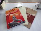 140gsm brown kraft paper gift bag