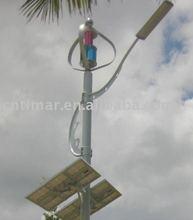 Pequeño generador de turbina de viento sistemas