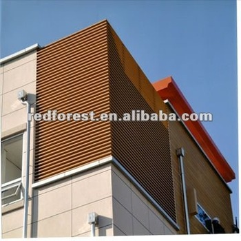 wpc wall cladding wood plastic composite wall cladding