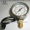50mm direct injection CNG pressure gauge for car