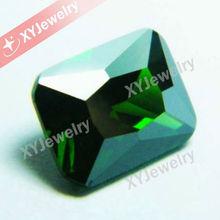 Emerald Cubic Zircon