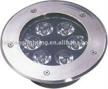 2012-11 High efficiency 6W led underwater lamp