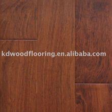 Brazilian cherry engineered natural parquet flooring
