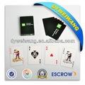Cartas juego papel, diseño personalizado
