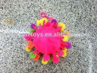 911F2402 light up fluffy ball
