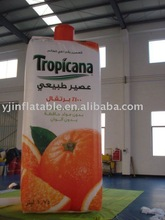 inflatable products & inflatable Juice model &fashion products