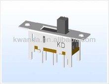 50v dpdt slide switch 8 pin