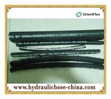hydraulic hose steel wire braid
