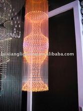 8 colors art vase Lai Xiang Fiber optc ceiling light 017