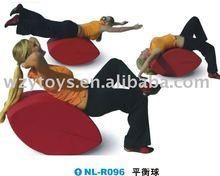 Soft sports play balance ball indoor gym