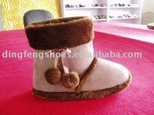 Ladies warm boots