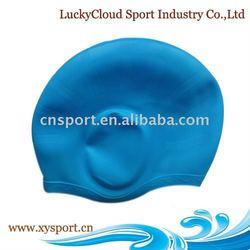 Silicon EAR swim cap