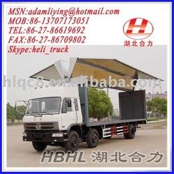 10-30T DFAC Wing-deployable Van