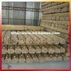Bamboo poles for garden plant