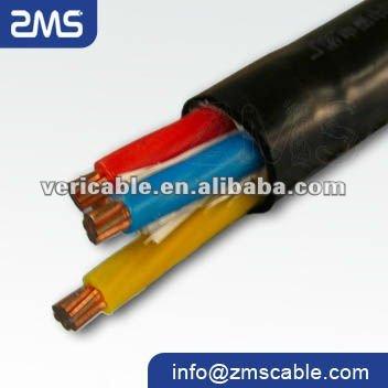 low voltage cable/ 4-core Cu/XLPE/PVC Cable