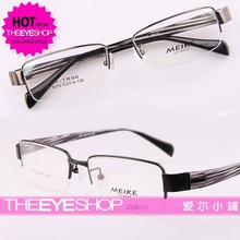 New 2012 fashion alloy plate optical frames G010
