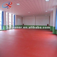 PVC laminate Sports Flooring for futsal court