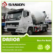 DSTM-8 trucks mix concrete Iran