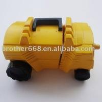 Big truck silicone USB drive, pvc USB DRIVE,rubber USB cover